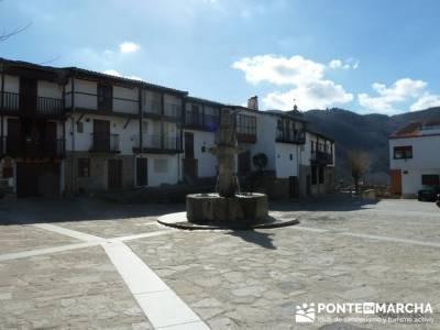 El Valle del Ambroz y la Judería de Hervás - Montemayor del Río; naturaleza viajes;material de mo